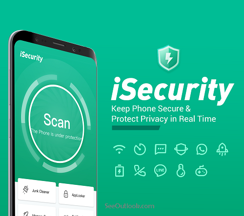 iSecurity Antivirus Free Download for pc windows
