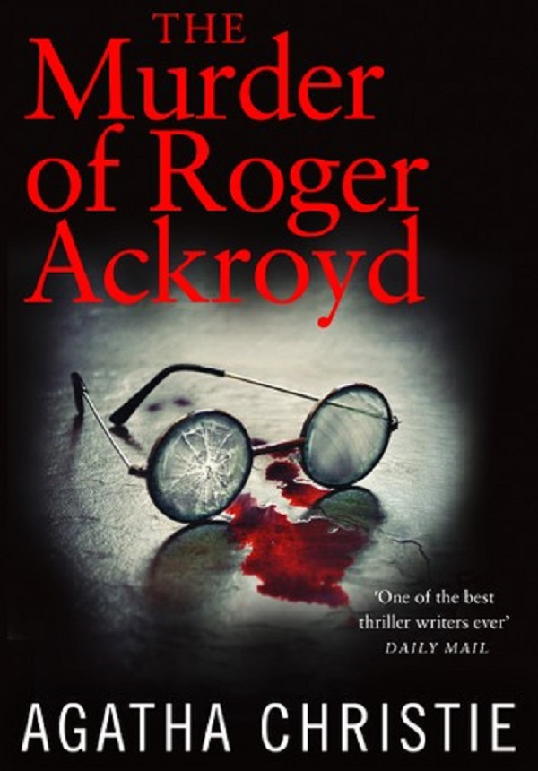 The Murder of Roger Ackroyd Book PDF by Agatha Christie